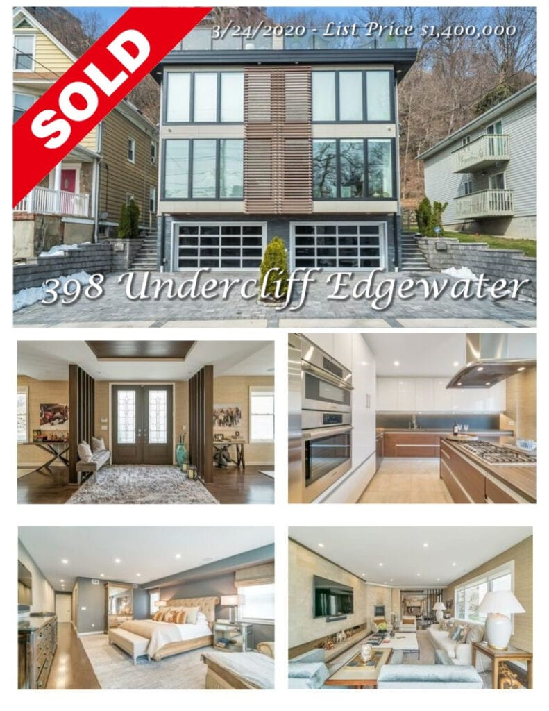 398 Undercliff Sold