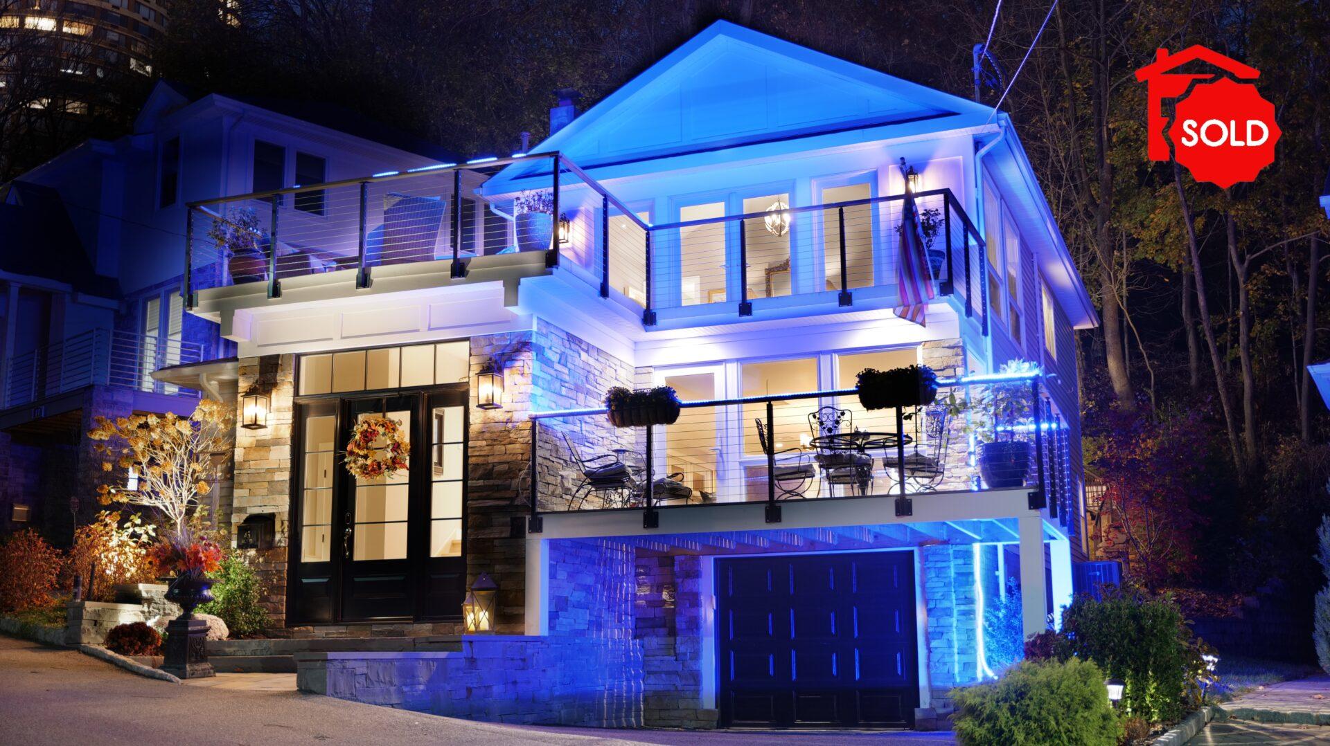 SOLD - 45 Annett Avenue Edgewater, NJ 07020 <br><br> $1,199,000 - Beds: 3 - Bath: 3