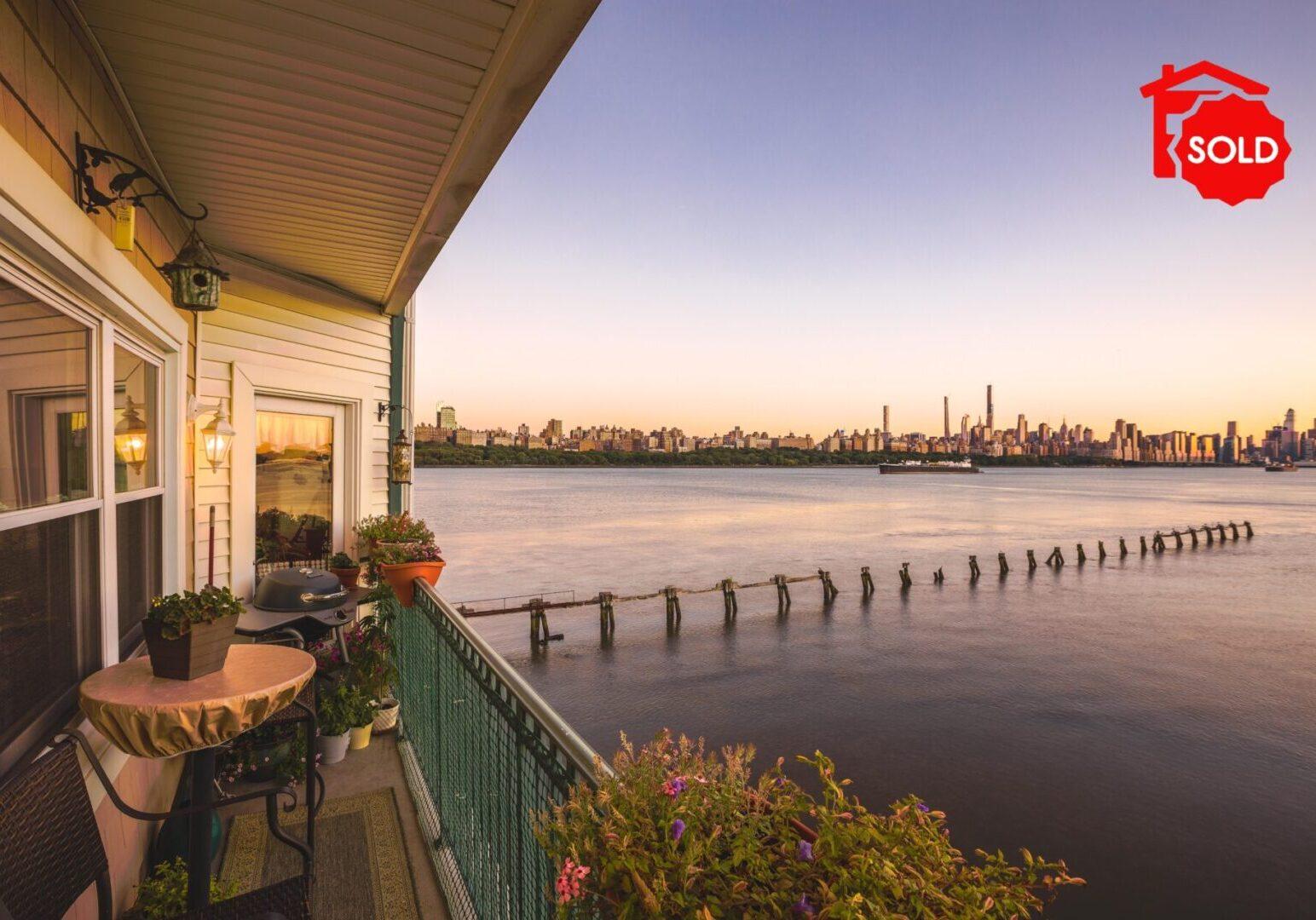 215 The Promenade Edgewater, NJ 07020 <br><br> $589,900 - Beds: 2 - Bath: 2